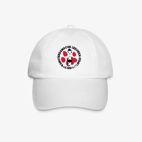 ALS witte cirkel lichtshi - Baseballcap
