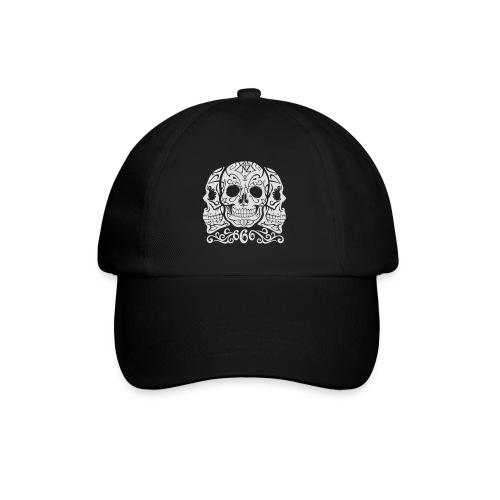 Skull Dia de los muertos - Casquette classique