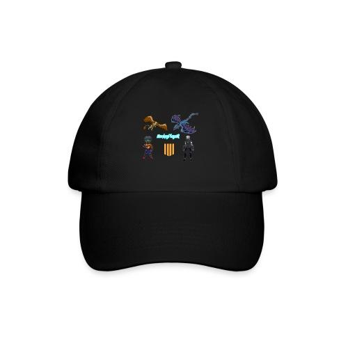 Het echte MonkeyPlaysNL Merch Shop - Baseballcap