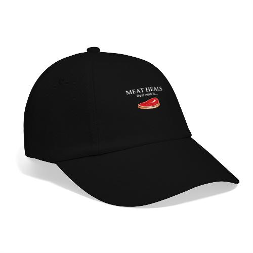 Meat Heals - Baseball Cap