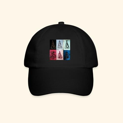 Alberi natale - Cappello con visiera