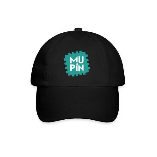 Logo Mupin quadrato - Cappello con visiera