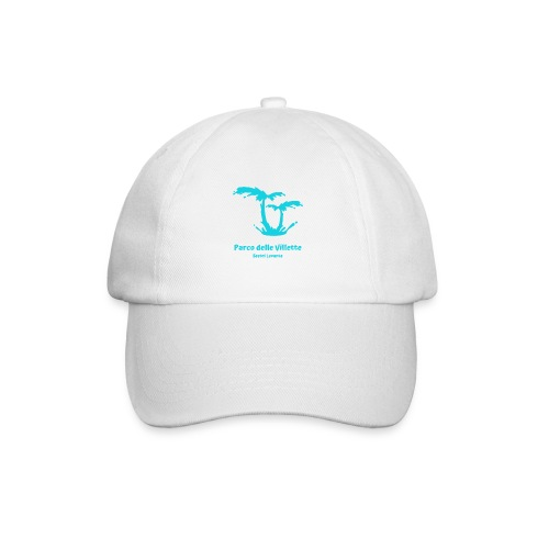 LOGO PARCO DELLE VILLETTE - Cappello con visiera