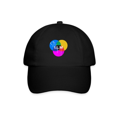 I love myself - logo - Baseballkasket