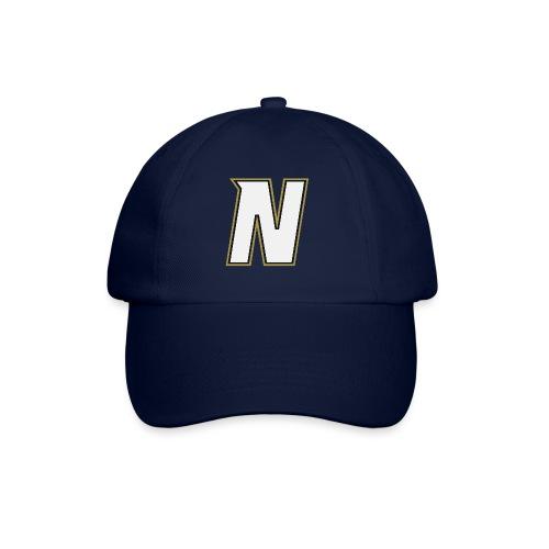 Nordic Steel WHITE N - Baseball Cap