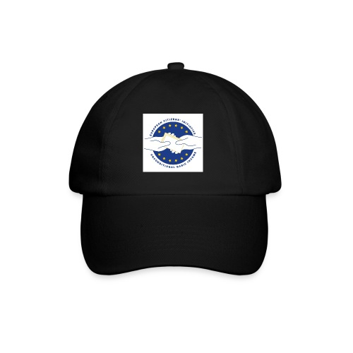 Logo eci-UBI 2020 OP WIT VIERKANT - Baseballcap