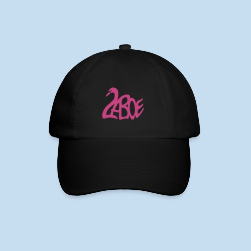 Laboe Schwan pink - Baseballkappe