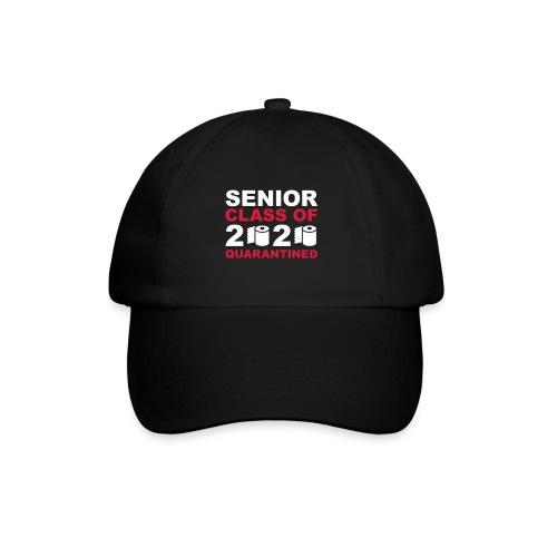 2020 senior quarantined 3c - Baseball Cap