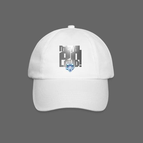 metalonloud large 4k png - Baseball Cap