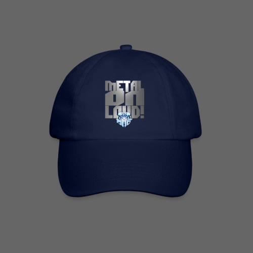 metalonloud large 4k png - Baseball Cap