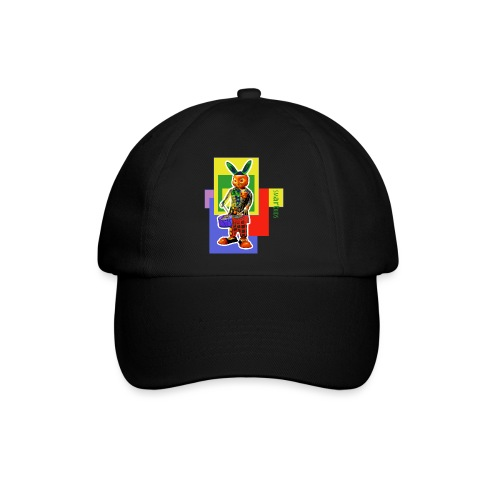 smARTkids - Slammin' Rabbit - Baseball Cap