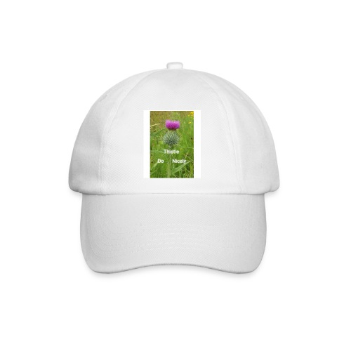 IMG 20180301 221949 Thistle Do Nicely - Baseball Cap