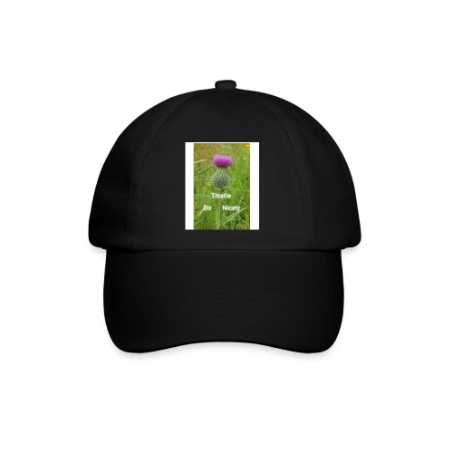 IMG 20180301 221949 Thistle Do Nicely - Baseball Cap