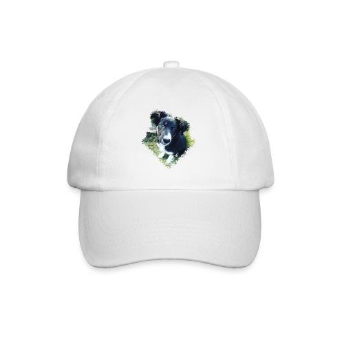 colliegermanshepherdpup - Baseball Cap