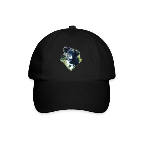 colliegermanshepherdpup - Baseball Cap