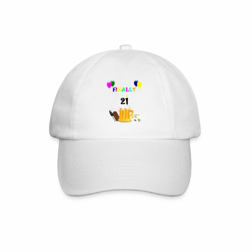 Finally 21 (2) - Baseball Cap