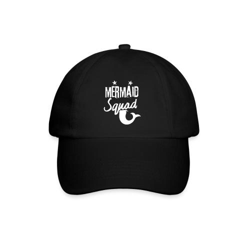 Meerjungfrau-Trupp-Kader - Baseballkappe