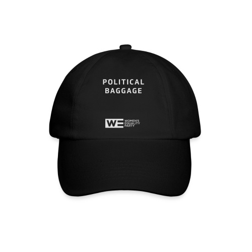 Political Baggage - Baseball Cap