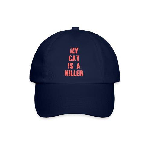 My Cat is a Killer - Baseballkappe