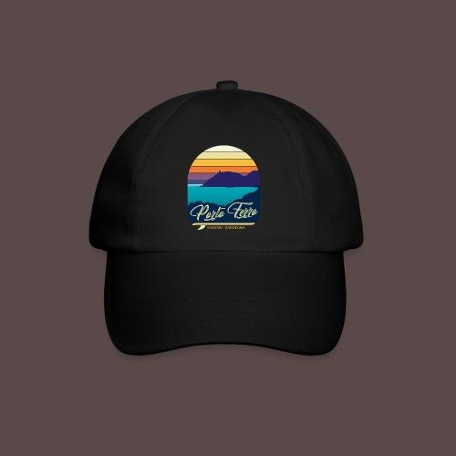 Porto Ferro - Vintage travel sunset - Cappello con visiera