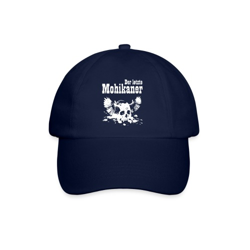 Der letzte Mohikaner - Baseballkappe