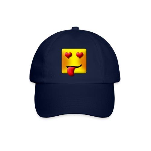 Love Face Square Tongue - Baseballkasket