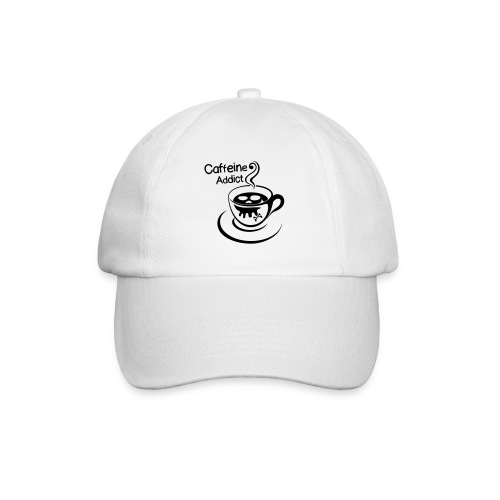 Caffeine Addict - Baseballcap