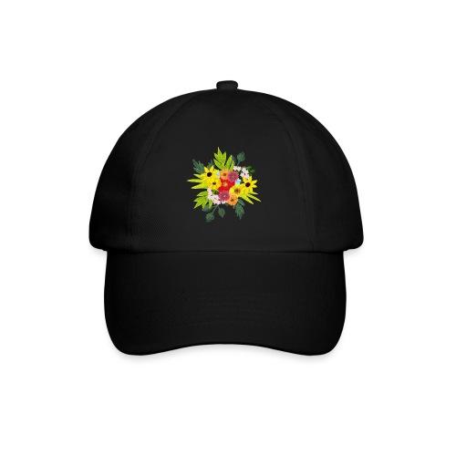 Flower_arragenment - Baseball Cap