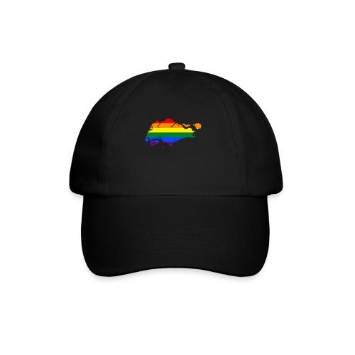 singapore - Cappello con visiera