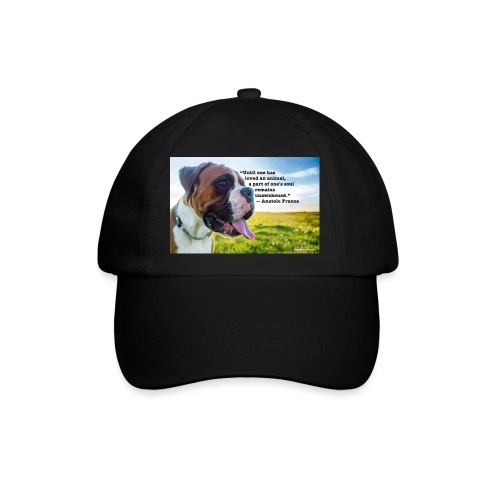 Until one has loved an animal - Baseball Cap