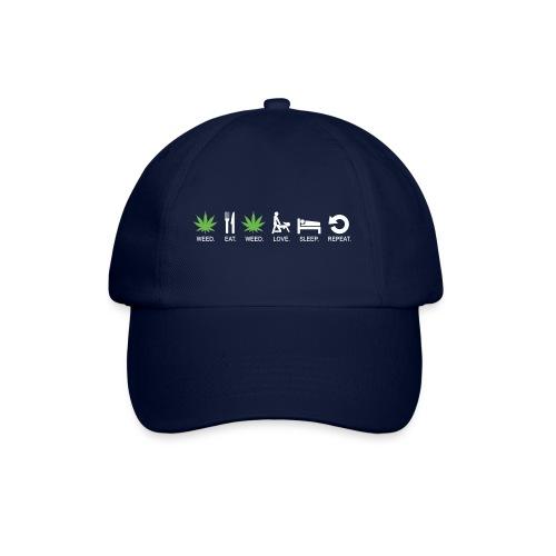 WEED - Cappello con visiera