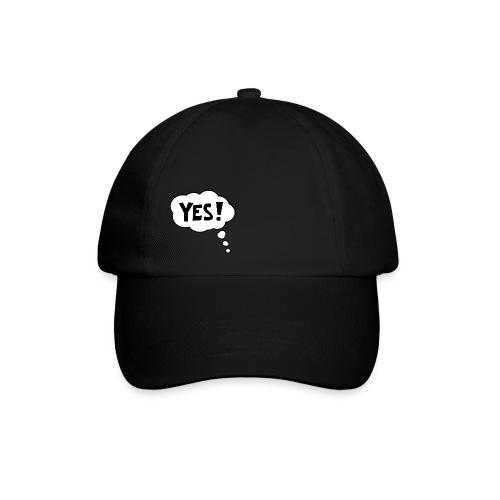 Yes - Baseballcap