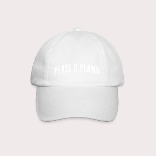 PLATAOPLOMO2 png - Baseballkappe
