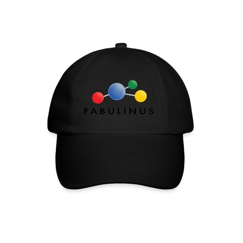 Fabulinus Zwart - Baseballcap