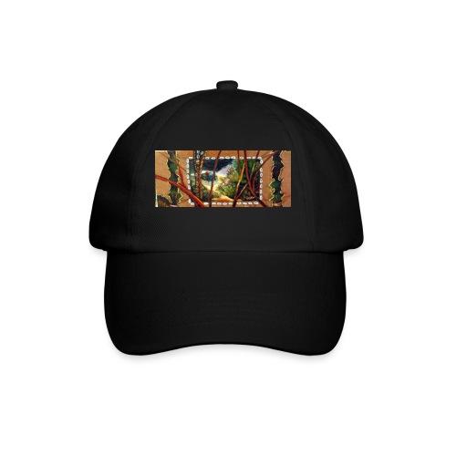 Deep Mint Insight Men's T- Shirt - Baseball Cap