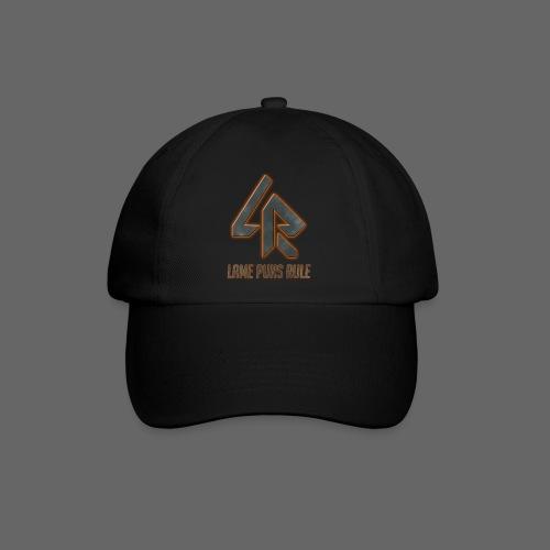 Lame Puns Rule: Logo - Baseball Cap