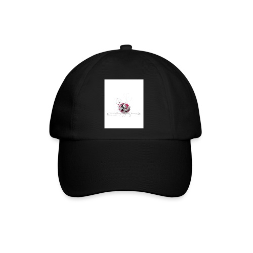 red lady - Baseball Cap