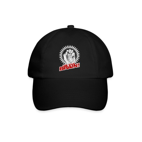 Use Your Brain! - Baseballkappe