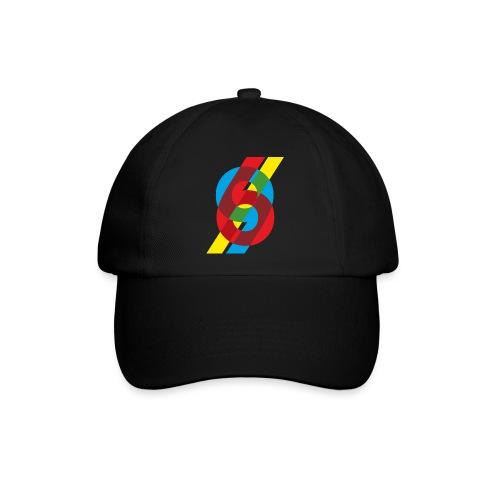 colorful numbers - Baseball Cap