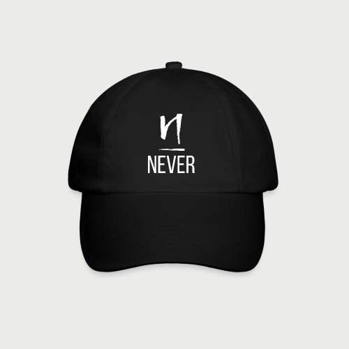 Never light - Baseball Cap