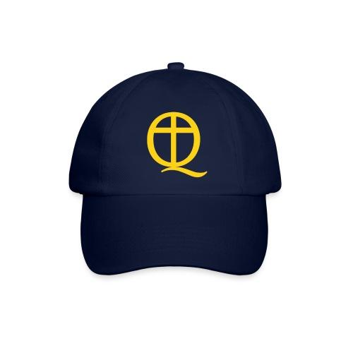 QC Gul - Basebollkeps