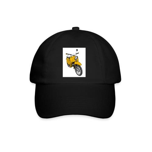 Die Schwalbenfahrer-Tasse (gelb) - Baseballkappe