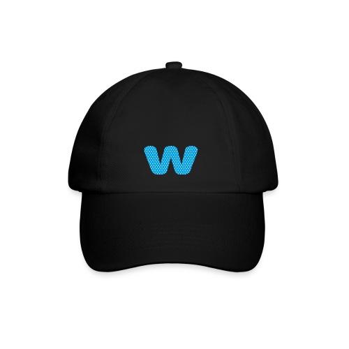 Logo kun W - Baseballcap