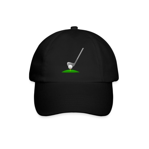Golf Ball PNG - Gorra béisbol