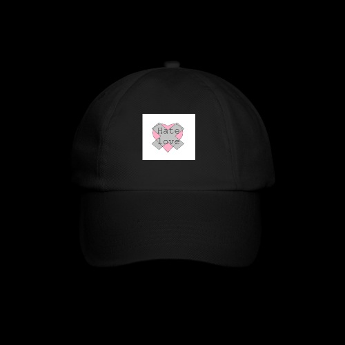 Hate love - Gorra béisbol