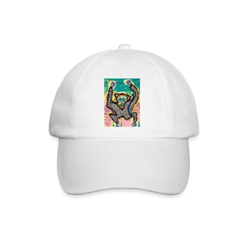the monkey - Cappello con visiera