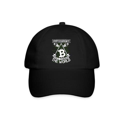 cryptocurrency - Baseballcap
