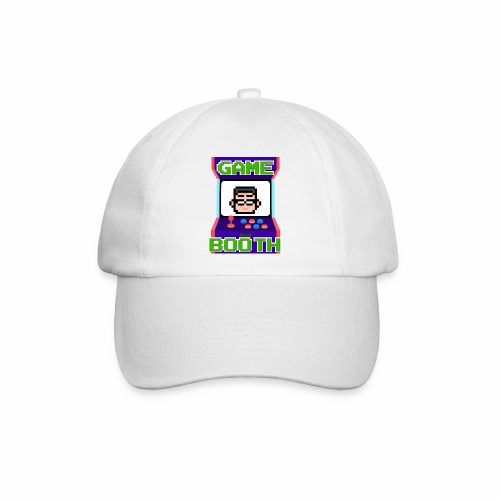 GameBooth Icon Logo - Baseball Cap