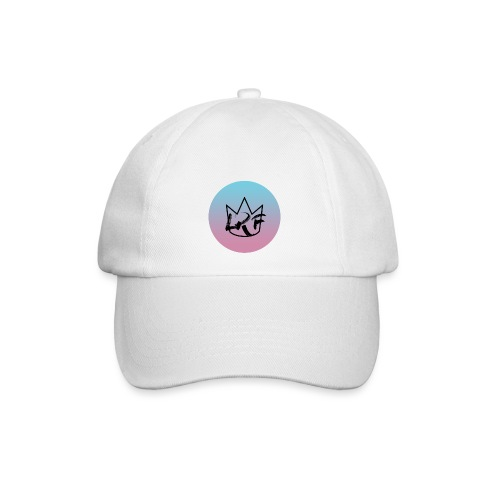 logo lrf rond black casquette - Casquette classique
