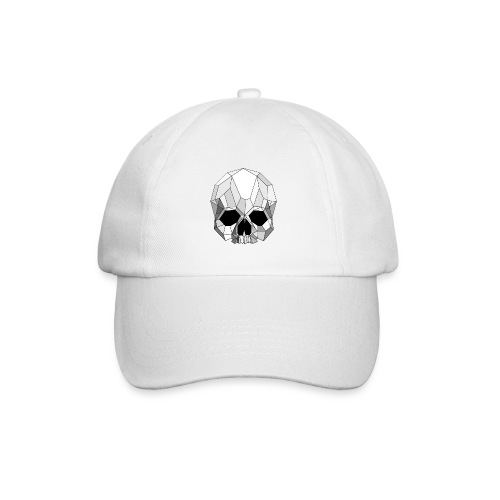 Skull - Cappello con visiera